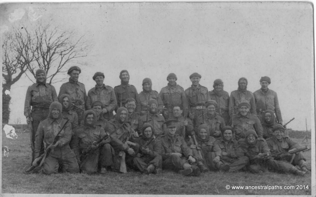 WW2 Troops