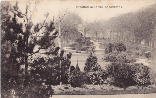 Borough Gardens, Dorchester, Dorset