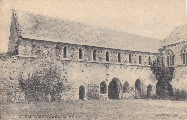 Dormitory, Cleeve Abbey, Washford, Somerset