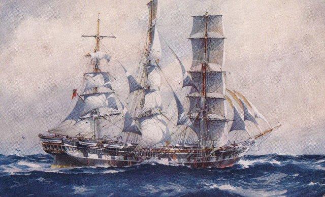 Ship 'Parramatta'