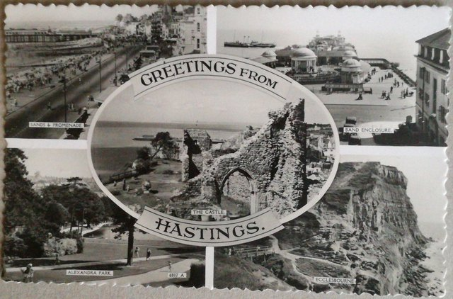 Greetings from Hastings