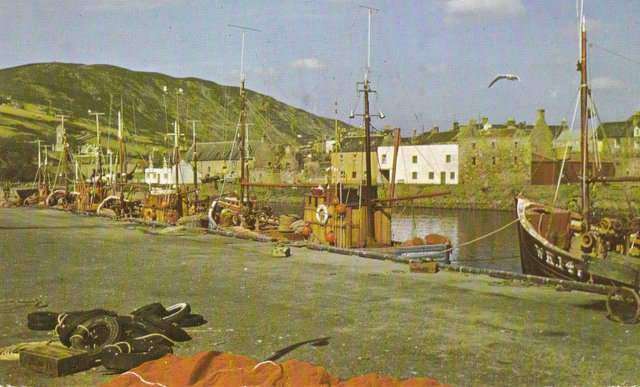 Helmsdale Harbour, Sutherland, Scotland