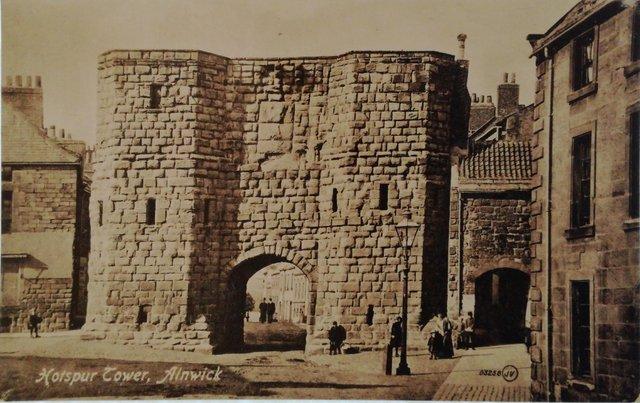 Hotspur Tower, Alnwick, Northumberland