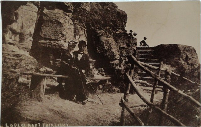 Lovers Seat, Fairlight, Hastings