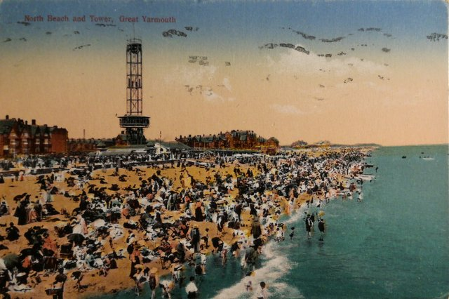 North Beach and Tower, Great Yarmouth