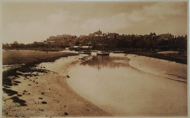Rye from the River, Sussex