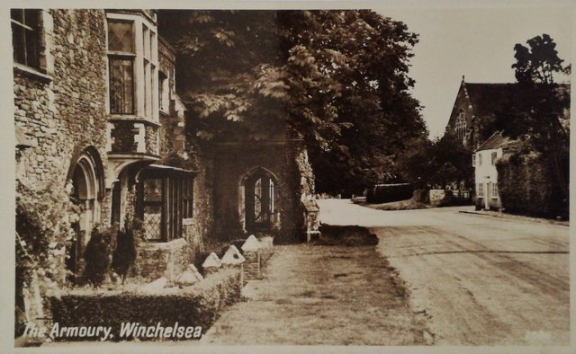 The Armoury, Winchelsea, Sussex
