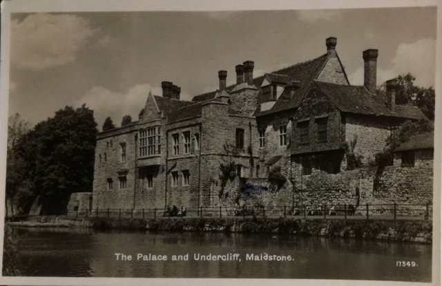 The Palace and Undercliff, Maidstone