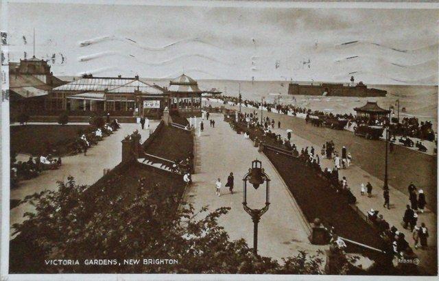 Victoria Gardens, New Brighton
