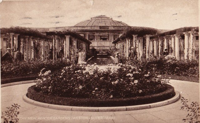 The New Winter Gardens, Weston-super-Mare
